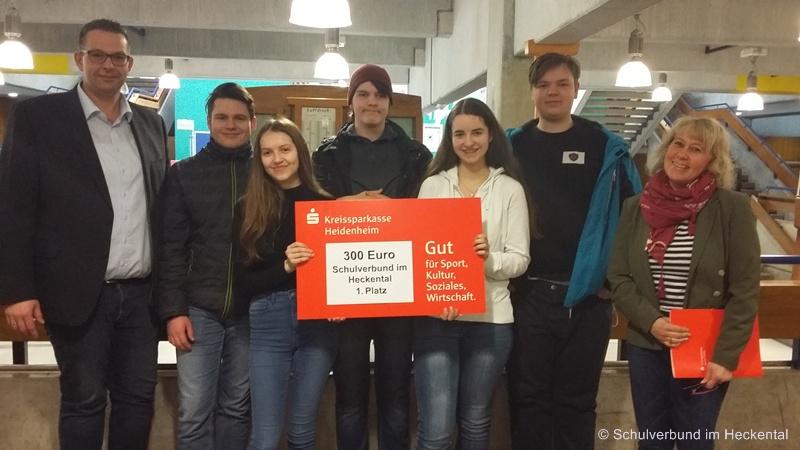 Planspiel Börse Der Ksk Heidenheim Gewinner Aus Der Realschule Des Sih